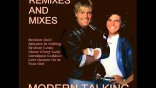 Modern Talking - Lonely Tears In Chinatown  Remix 2015