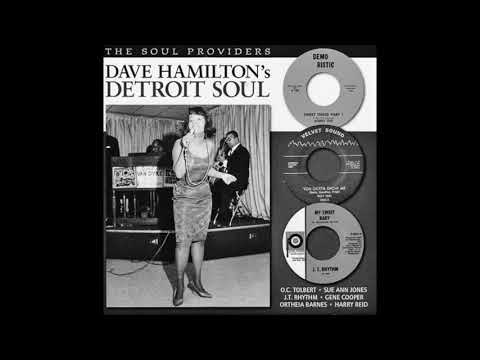 The Dave Hamilton Band - You Got Me Turned Around
