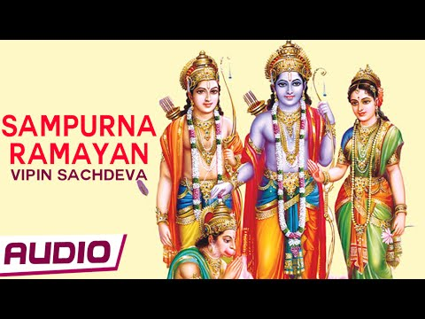 Sampurna Ramayan Katha By Vipin Sachdeva | Ramayan Full  Hindi Devotional