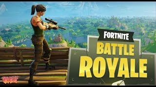 FORTNITE BATTLE ROYALE | LETS GET SOLO WINS
