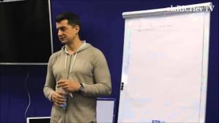 История моей первой презентации в сетевом бизнесе... Я чуть не ...