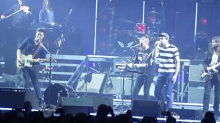 Sweet Dreams Are Made of This - Mumford & Sons, The Vaccines & Jack Garratt Live Edmonton