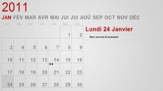Tutoriel PHP : Créer un calendrier