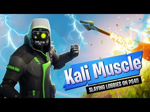 *NEW SKIN* // Fortnite Battle Royale // TOP BODYBUILDERPLAYER | KALI MUSCLE