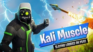 * NEW SKIN* / / Fortnite Battle Royale / / TOP BODYBUILDER PLAYER | KALI-MUSKEL