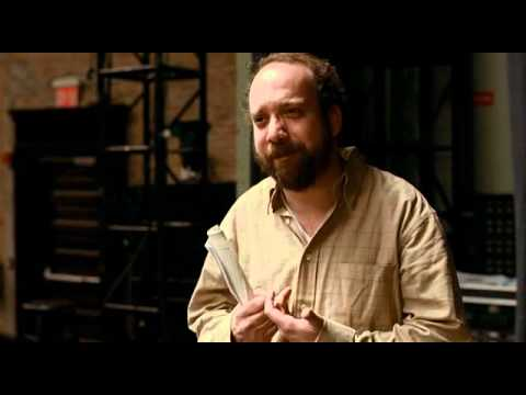 Paul Giamatti - Cold Souls (2009) great opening scene