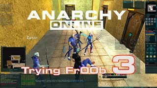 Anarchy Online 18.8 -  fr00b v The Temple