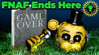 Game Theory: FNAF, This is the End (FNAF Ultimate Custom Night) thumbnail