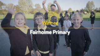 Chance to Shine Awards 2018 | Primary School of the Year - Fairholme Primary