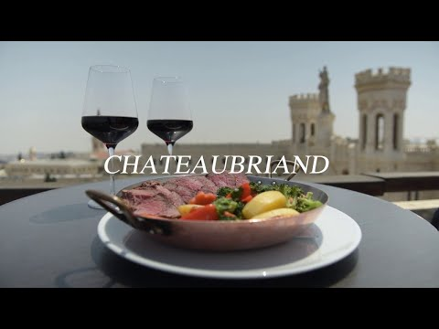 Mideast Eats: Chateaubriand