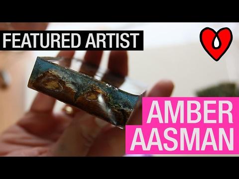 ArtResin Featured Artist - Amber Aasman