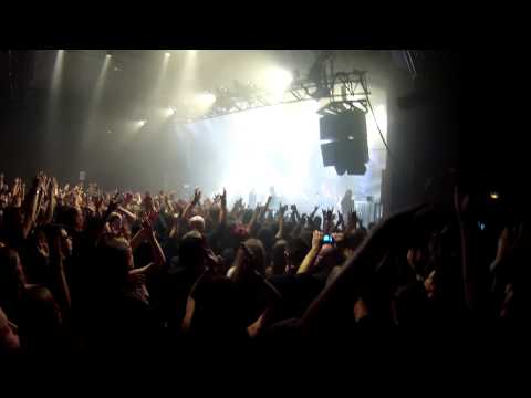 Epica @ Strasbourg 2014 :  End Of The Show