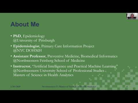 Ai4 Healthcare Webinar: Data Science Strategies for Managing Complexity in Healthcare Operations