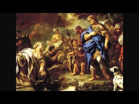 Handel: Nabal (oratorio) COMPLETE