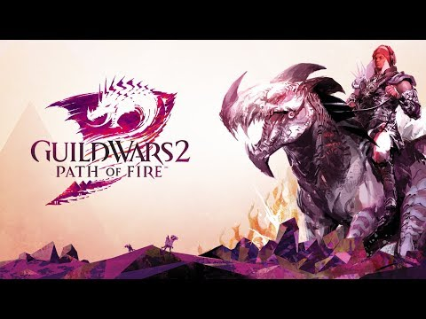Guild Wars 2: Path of Fire launch livestream