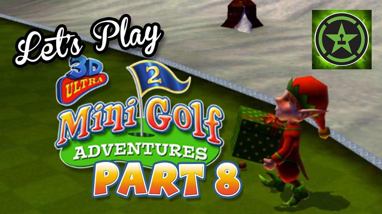 lets play 3d ultra minigolf 2 part 4