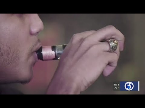 VIDEO: New law increases age of purchasing tobacco, vaping products