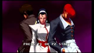 King of Fighters 2003 (Arcade) Opening HD