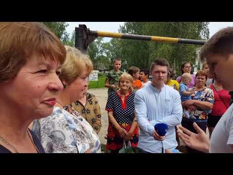 Чрезвычайная ситуация с питьевой водой в Кощино (Смоленск) 2019