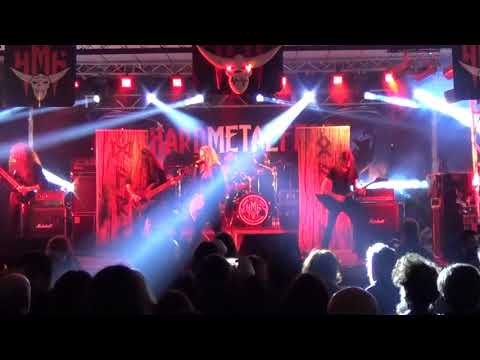 DARK OATH@ 25TH HARDMETALFEST MANGUALDE