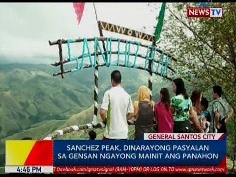 BP: Sanchez Peak, dinarayong pasyalan sa GenSan ngayong mainit ang panahon