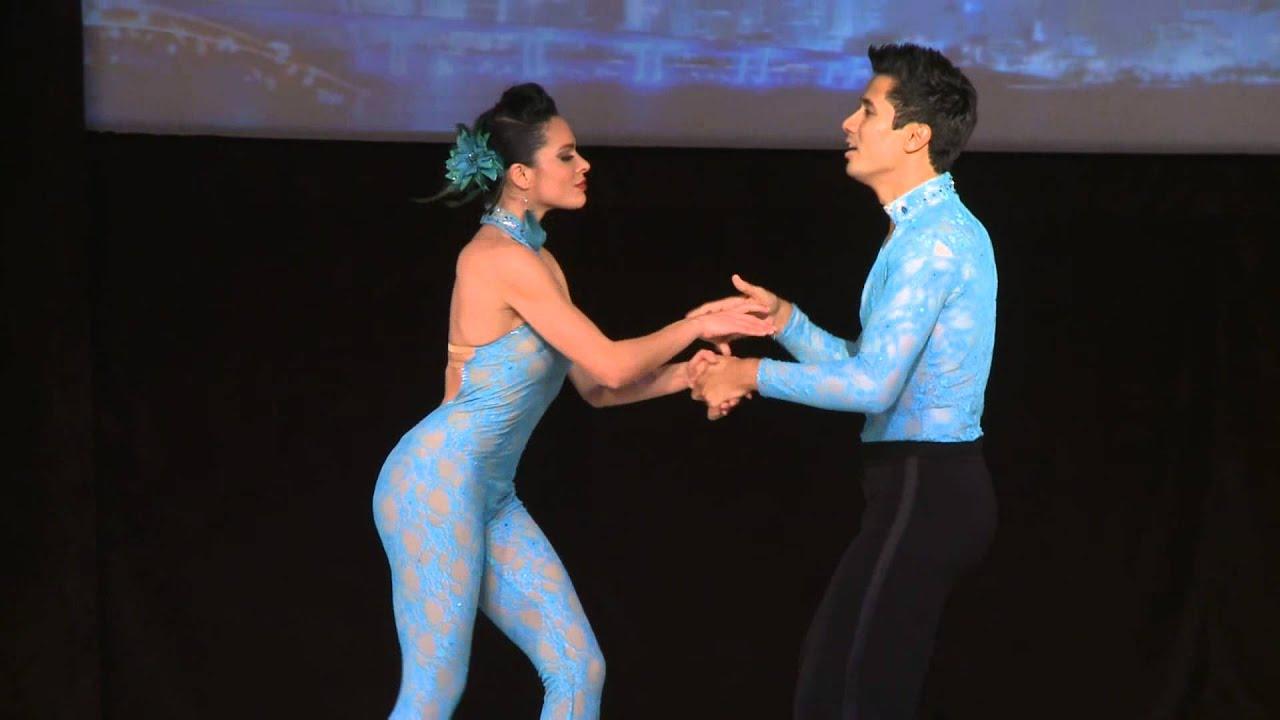 Salsa - Couple Dancing