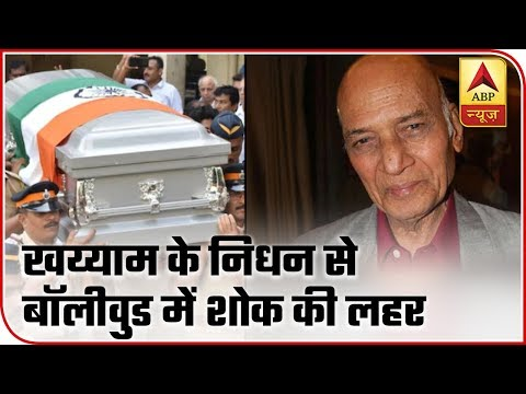 With Khayyam, Music Lost A Note: B-Town Celebs Mourn | ABP News