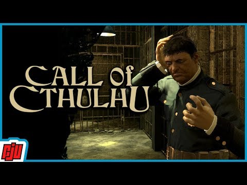 Call of Cthulhu Part 13   Horror Game   PC Gameplay Walkthrough   2018