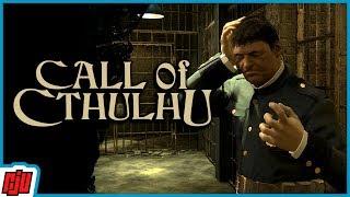 Call of Cthulhu Part 13 | Horror Game | PC Gameplay Walkthrough | 2018