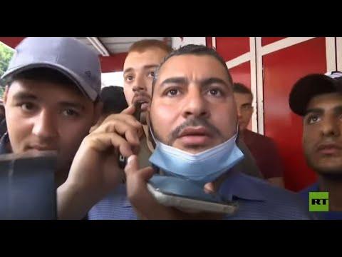 شاهد.. تدمير مبنى في غزة سبقه التحذير عبر الهاتف  - نشر قبل 8 ساعة