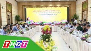 Chủ tịch Quốc hội Nguyễn Thị Kim Ngân làm việc tại Đồng Tháp | THDT
