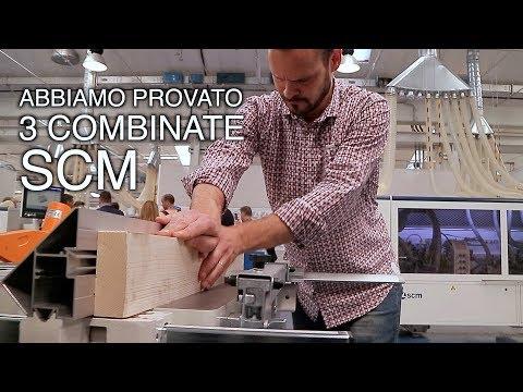 ALLO SHOWROOM SCM MINIMAX CON GLI ISCRITTI! Lavorazione del legno - Falegnameria
