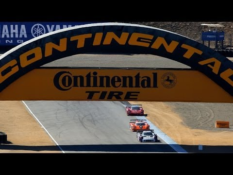 2013 Continental Tire Sports Car Festival Rolex Series Race Broadcast
