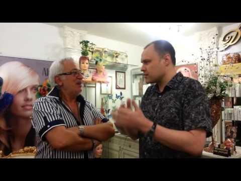 Важа Мхитарян   ЛЕГЕНДА парикмахерского искусства!