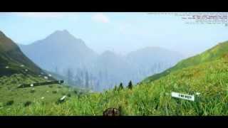 CryEngine 3 Alpine Mountains 1080p