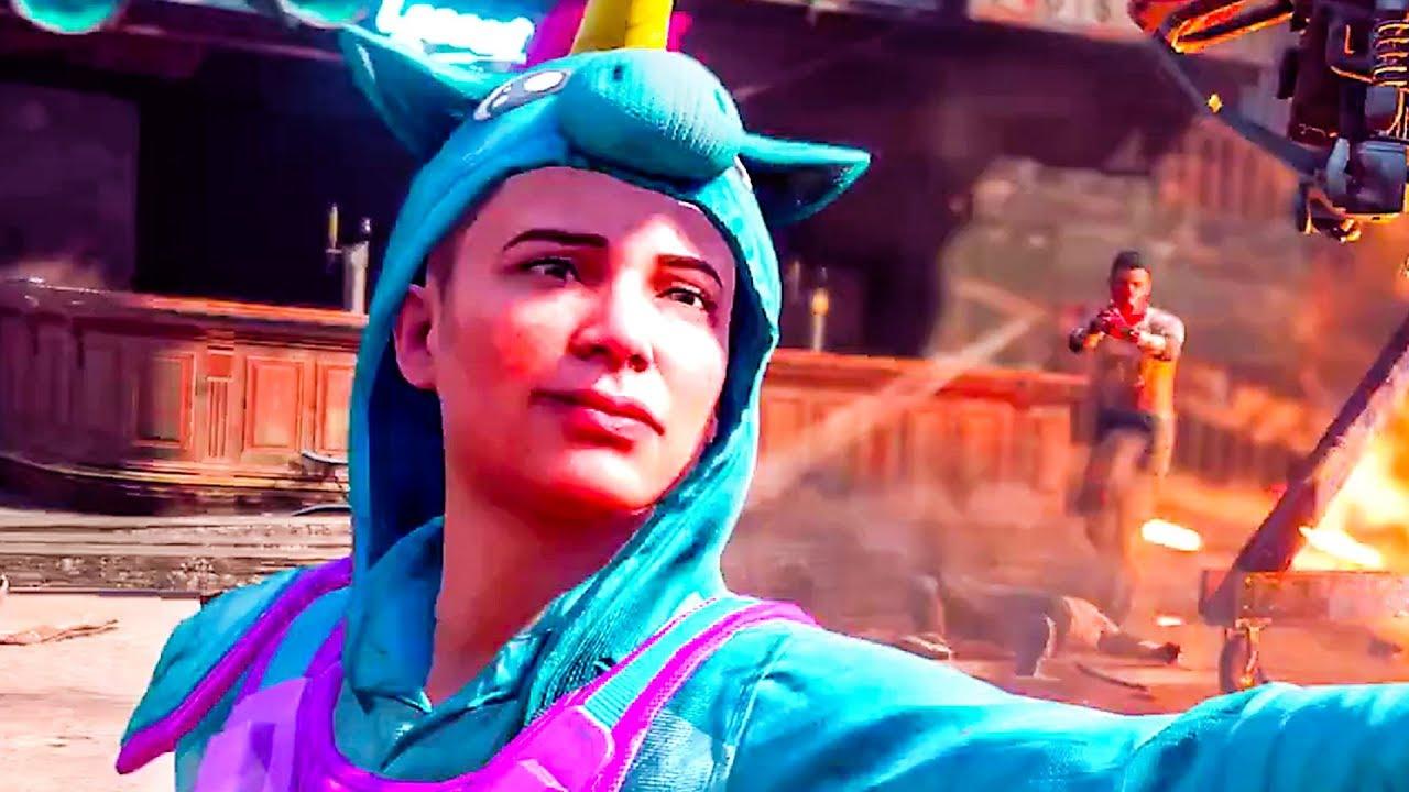 Far Cry New Dawn Customization Trailer 2019 Youtube