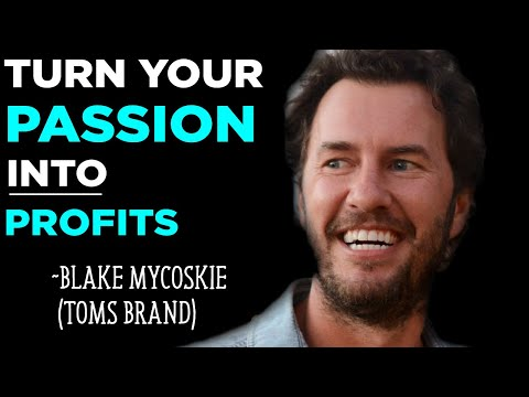 TOMS Founder, Blake Mycoskie [EXCLUSIVE] Behind the Brand