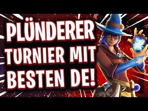 🏆😳🔥DIE BESTEN SPIELER DEUTSCHLANDS IM PLÜNDERER TURNIER!   500€ für meiste Punkte nach 7 Games!