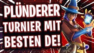 🏆😳🔥DIE BESTEN SPIELER DEUTSCHLANDS IM PLÜNDERER TURNIER! | 500€ für meiste Punkte nach 7 Games!