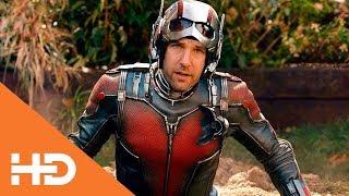 Тренировка Человека муравья ★ Человек-муравей (2015)