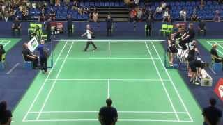 YONEX Brazil Open 2015 Grand Prix | Badminton Day 2 (single camera coverage)
