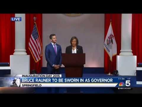 2015 Illinois Inauguration Congressional Delegation Welcome