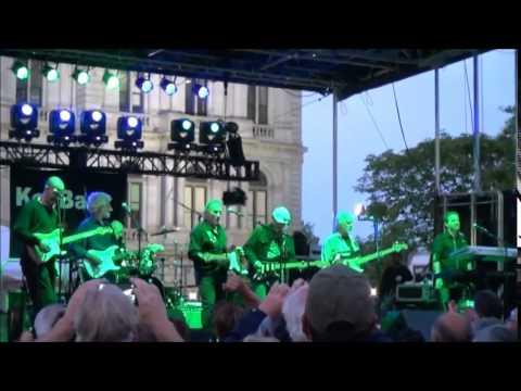 Orleans 6/3/15 Empire State Plaza Albany, NY.
