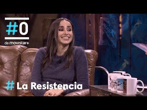 LA RESISTENCIA - Entrevista a Zahara | #LaResistencia 13.12.2018