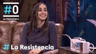 LA RESISTENCIA - Entrevista a Zahara   #LaResistencia 13.12.2018