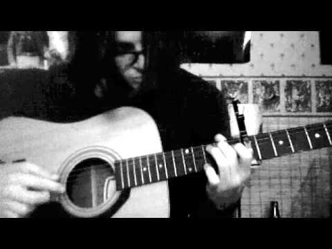 Jackson C Frank [Milk and Honey Want to be Alone] acoustic mashup