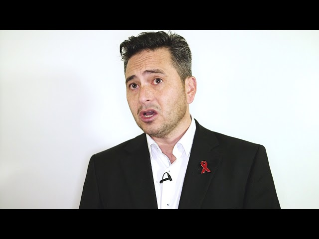 #HIVZero Dr Steve Taylor  on the  BHIVA World AIDS day campaign ˙HIV:Towards Zero