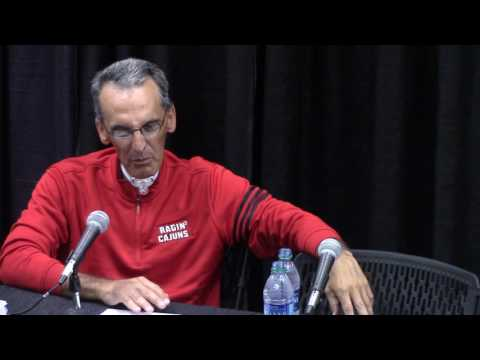 Michael Lotief Post Game Press Conference 5/22/16 Lafayette Regional Final