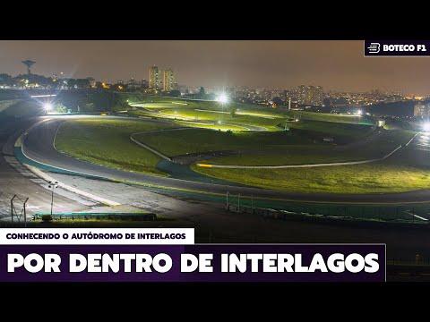 Os Detalhes Técnicos do Autódromo de INTERLAGOS