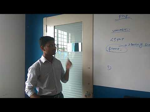 variable in PHP...PHP classes in Karvenagar Pune. #DataCouncil